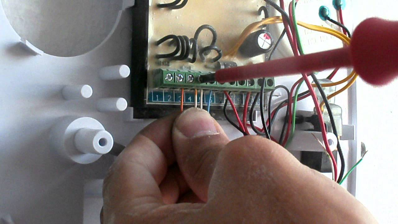 hight resolution of how to install home alarm from a to z sp5500 magellan paradox youtube
