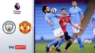 Derby-Pleite! Citys kranke Serie ist gerissen | ManCity - Manchester United 0:2 | Premier League