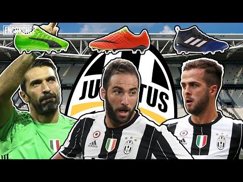 Botas Que Usan Los Jugadores De La Juventus 2016 - 2017   Botines De Jugadores #3