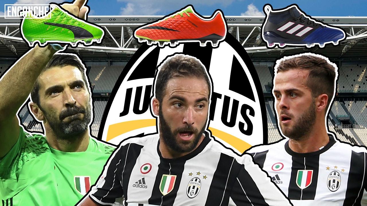 comprar lujo nueva temporada auténtico Botas Que Usan Los Jugadores De La Juventus 2016 - 2017 | Botines De  Jugadores #3
