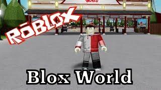 Roblox - Blox World - Alexander Bosko