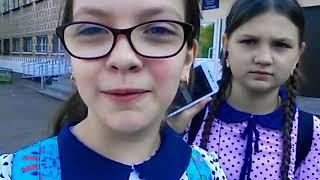 Vlog: не было сразу 2-х уроков! (18.09.2017)