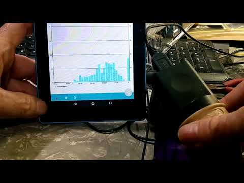 Homemade DIY EMF EMR detector part 2