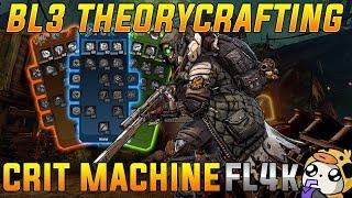 Borderlands 3 Theorycrafting   The Crit Machine FL4K Build