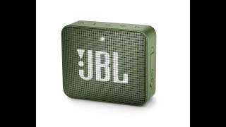 JBL GO 2 Portable Bluetooth Speaker Review