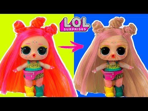 Испорченное свидание куклы лол сюрприз! ЛОЛ в старости такие смешные! Мультик LOL Dolls