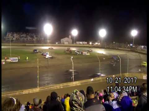 10-21-17 KOKOMO SPEEDWAY, IN  KOKOMO KLASH 11,  STREET STOCK - B FEATURE 4