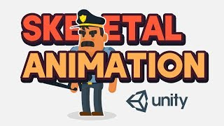 ANIMATE 2D CHARACTERS in Unity