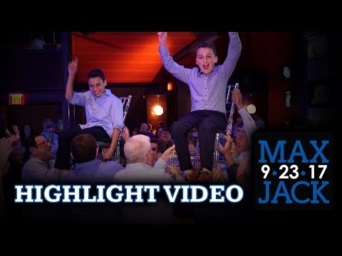 Highlight Video - Max and Jack's Bar Mitzvah - September 23, 2017