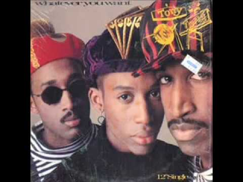 Tony Toni Tone   Just Me And You