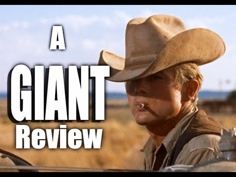 Giant: A quick review of the George Stevens film starring Rock Hudson