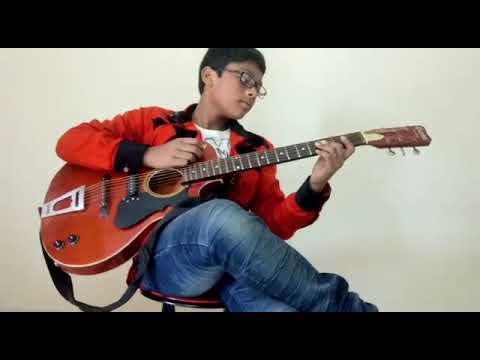 ARJUN REDDY Telisiney Na Nuvvey SONGS ON GUITAR TUTORIAL