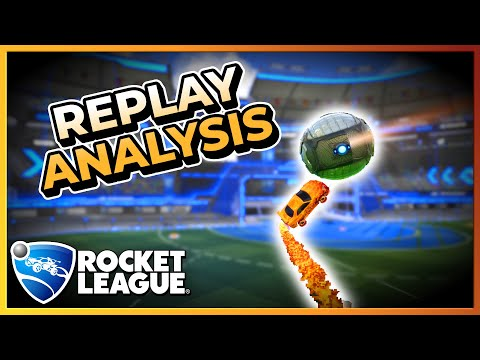 How To ANALYZE REPLAYS In Rocket League!