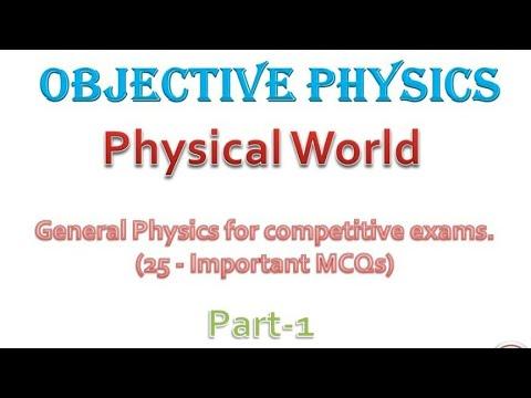 Objective Physics (Physical World - 1)