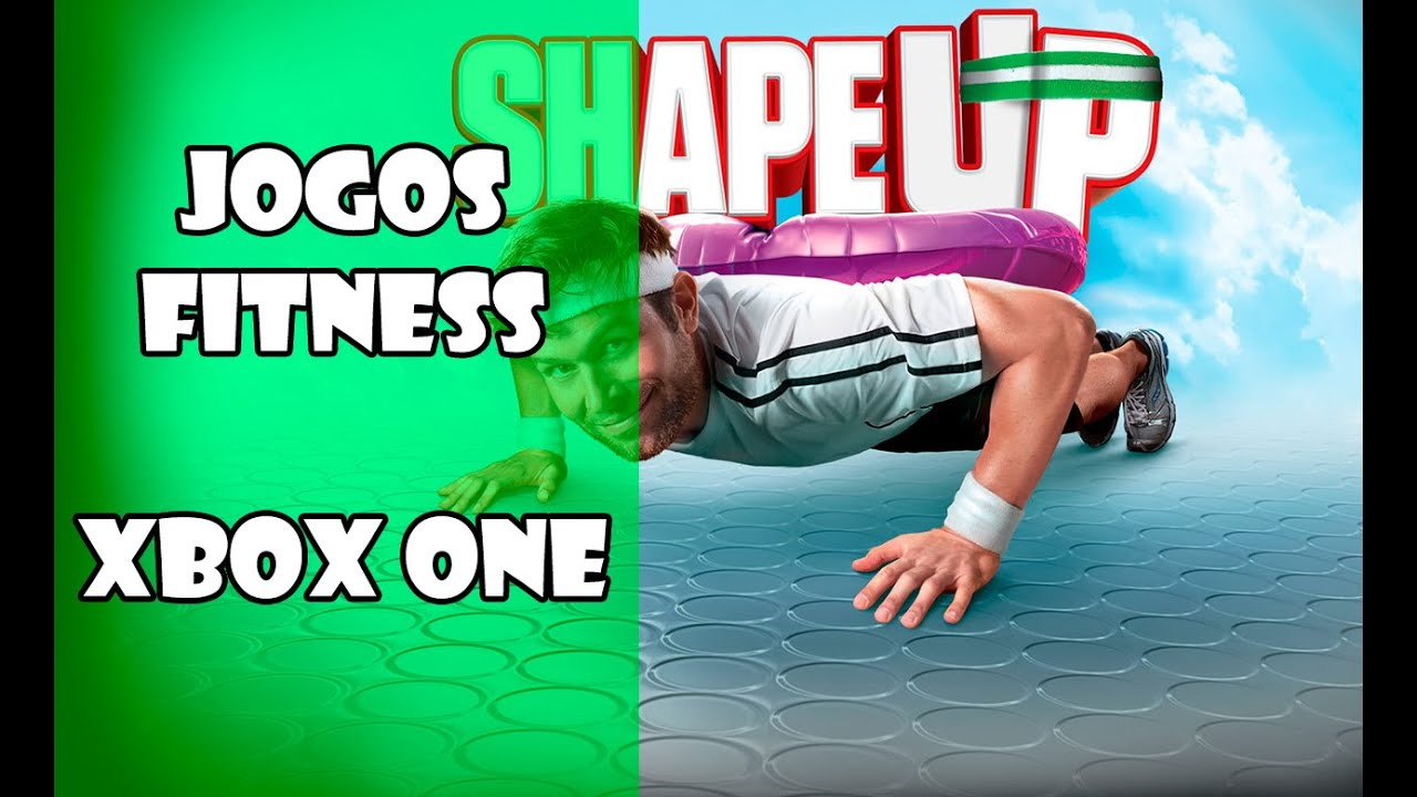 Fitness Games Para Kinect Xbox One Youtube