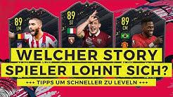 FIFA 20 Story Spieler Saison 5 👨🏻🏫 Analyse & Review mit Fred, Carrasco & Belotti 🎰 Schneller leveln