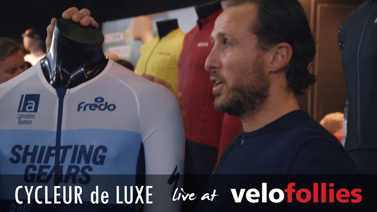 details for shop for best discount for sale Custom sportswear designed by Belgian brand Decca, Velofollies 2019