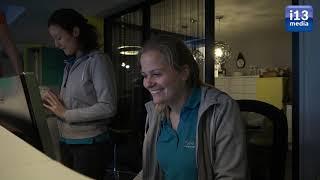 Tilburg Trappers heeft vrouwelijke therapeut