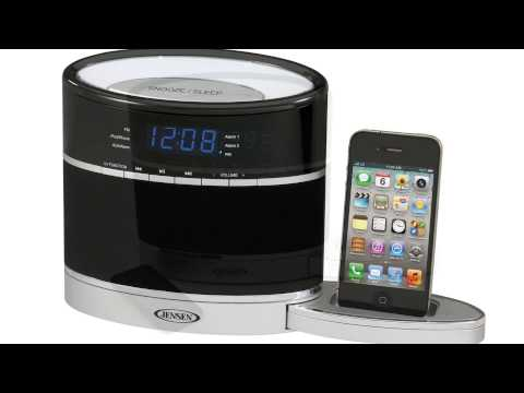 Jensen JiMS-185i iPod Docking Music System