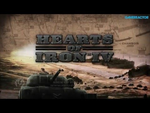 Hearts of Iron IV - Lead Designer Interview