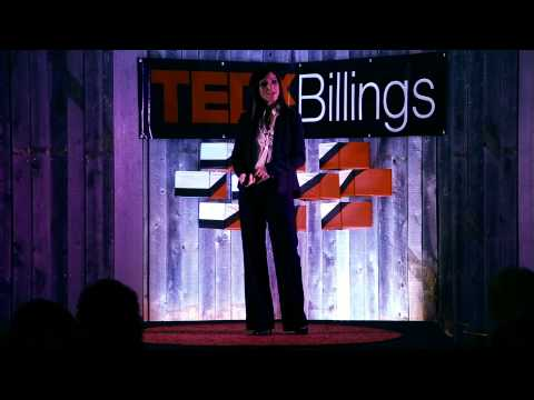 Painting the future of payments via mobile phone security standards: Wendy Schofield at TEDxBillings