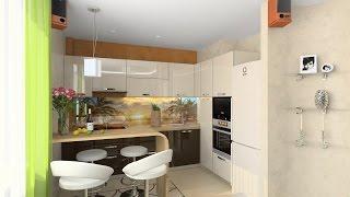 ЖК Ежевика 2017 г  Ремонт 2 х комнатной квартиры