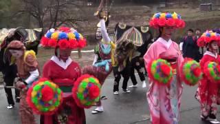 猪谷青年若連中-富山県富山市、旧細入村/Toyama Prefecture,Japan