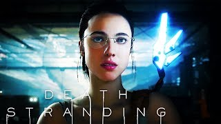 "Death Stranding – Official 4K ""Mama"" Cinematic Trailer | Gamescom 2019"