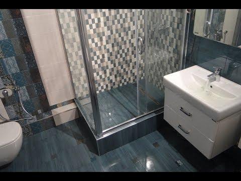 0 - Як зробити у ванній душ без піддона?