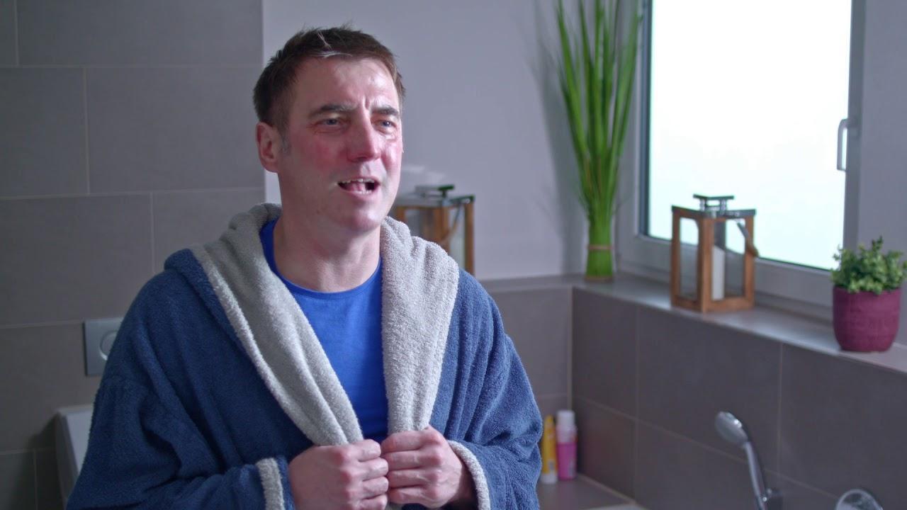 Die Männergrippe: Männerhusten - YouTube