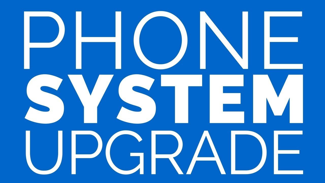 Phone System Upgrade Virginia 703 257 1991