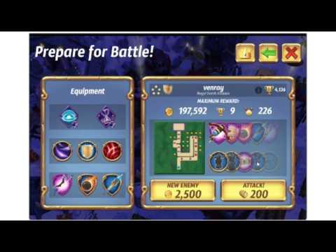 Royal Revolt 2 Build A Better Defense 4000 Trophies Tips