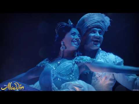 ALADDIN London - A Whole New World