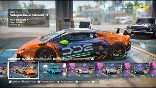 Can you make the DDE Lamborghini Huracan ? | Need for Speed Heat gameplay
