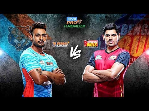 Watch: Pro Kabaddi 2019: Bengal Warriors Beat Bengaluru Bulls | Sports Tak