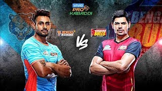 Watch: Pro Kabaddi 2019: Bengal Warriors Beat Bengaluru Bulls | Sports Tak