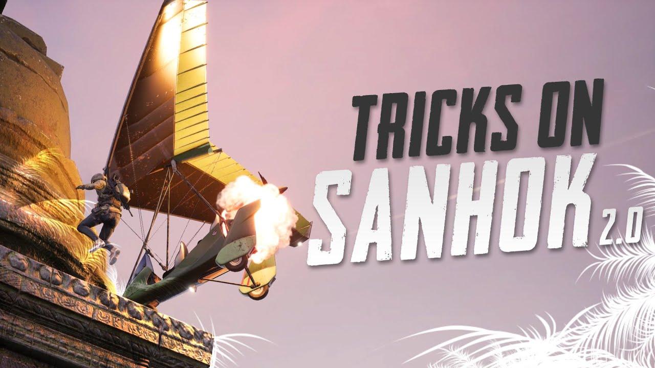 Top 10 Tricks on NEW SANHOK