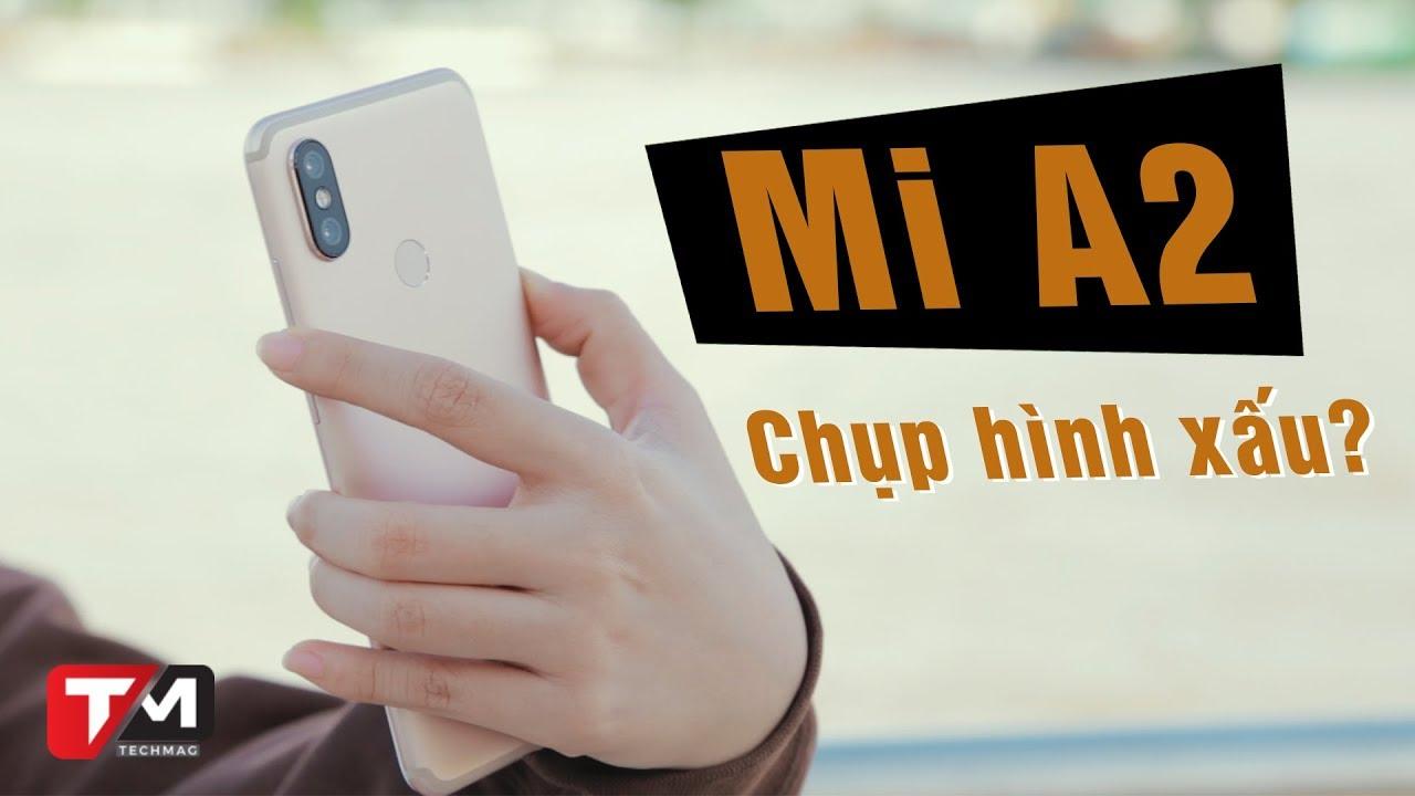 Điện thoại Xiaomi chụp hình xấu như lời đồn?