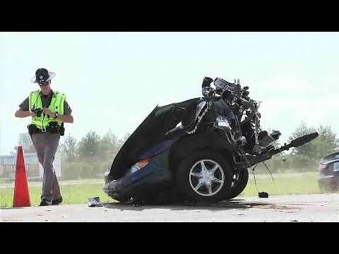 Fatal crash on I-95