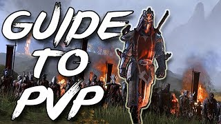 ESO Guide to PvP (Elder Scrolls Online Guide for PC, Xbox One, and PS4)