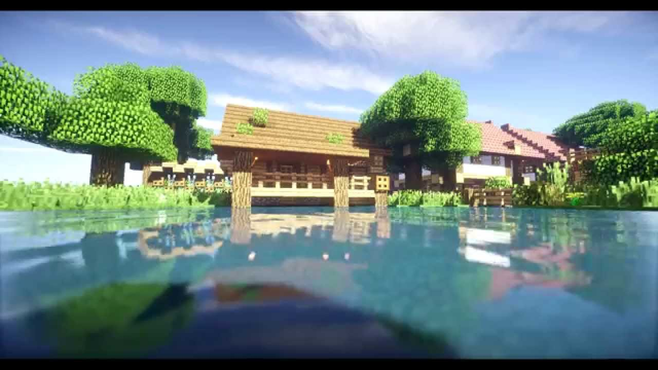how to make a good house in minecraft pe creative