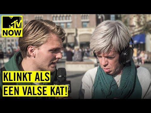 RONNIE FLEX FLEXT teveel?!   MTV NOW SPECIAL: MTV EMA 2018