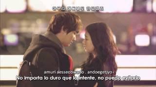 Park Shin Hye - Pitch Black (새까맣게) Sub Español _ Hangul _ Rom