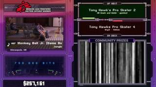 Tony Hawk's Pro Skater 2 by guished in 16:26 - SGDQ2017 - Part 39