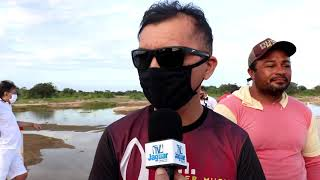 Júnior Silva passagem molhada liberada