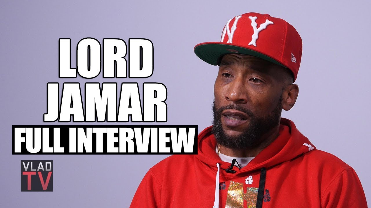Lord Jamar on Nipsey Hussle, Dr. Sebi, Post Malone, Lil Nas X, 2Pac, Biggie (Full Interview)