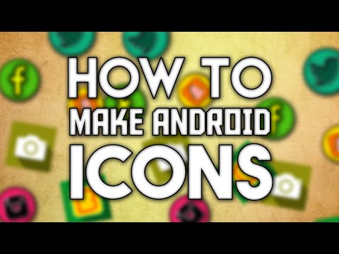 How To Make Custom Android Icons For FREE!