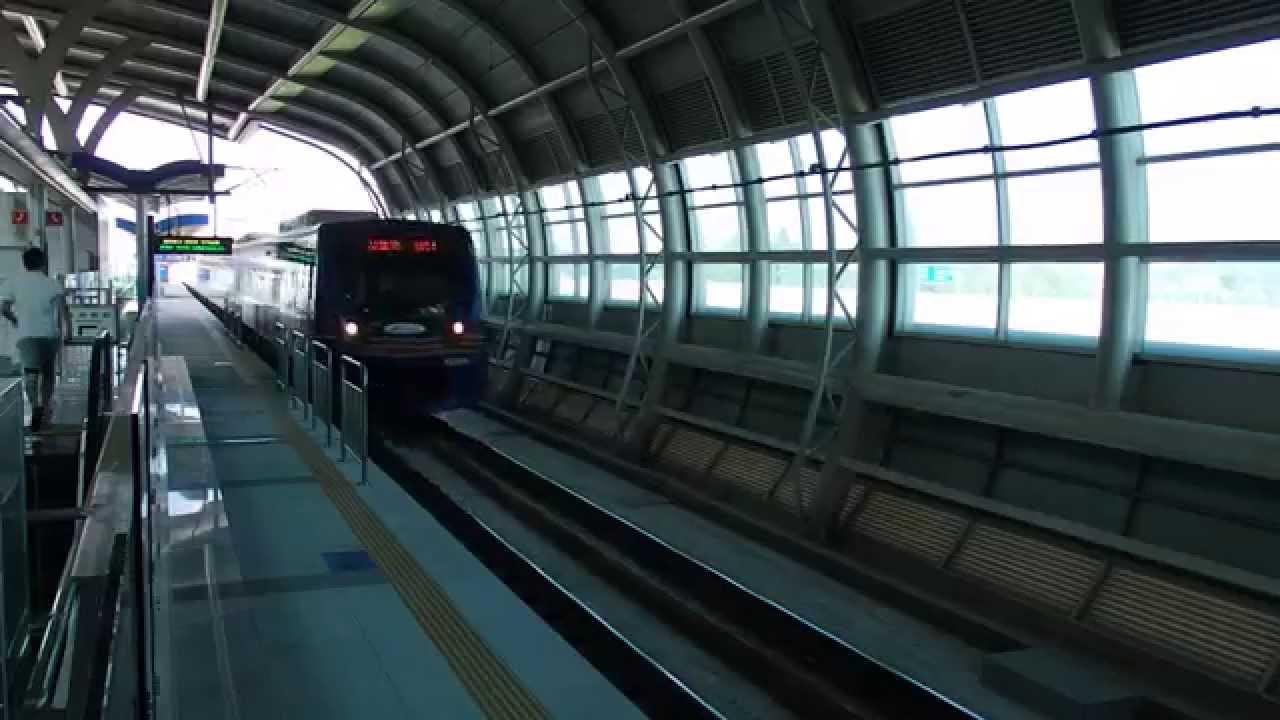 KORAIL空港鉄道1000系 黔岩駅通...