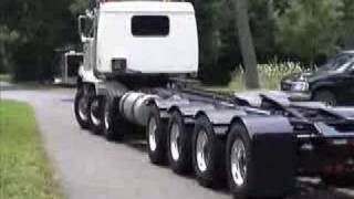 7 Axle Tractor