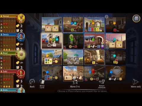 Istanbul - Digital Board Game